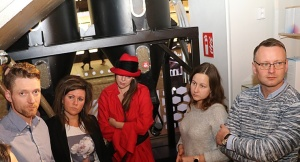 Travelnews.lv Helsinkos apmeklē «Paulig» kafijas grauzdētavu un kafejnīcu «Kulma» 29