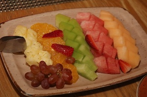 Travelnews.lv izbauda 5 zvaigžņu viesnīcas «Kingfisher Lodge» vakariņas un brokastis. Atbalsta: VisitSharjah.com un Novatours.lv 26