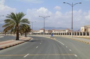 Travelnews.lv iepazīst Šārdžas emirāta lieliskos lielceļus ar 120 km/h. Atbalsta: VisitSharjah.com un Novatours.lv 2