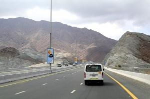 Travelnews.lv iepazīst Šārdžas emirāta lieliskos lielceļus ar 120 km/h. Atbalsta: VisitSharjah.com un Novatours.lv 11