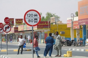 Travelnews.lv iepazīst Šārdžas emirāta lieliskos lielceļus ar 120 km/h. Atbalsta: VisitSharjah.com un Novatours.lv 36
