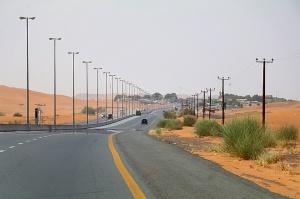 Travelnews.lv iepazīst Šārdžas emirāta lieliskos lielceļus ar 120 km/h. Atbalsta: VisitSharjah.com un Novatours.lv 38