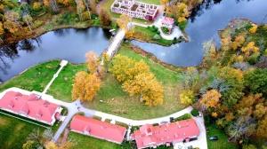 «Rankas muiža» ietērpusies košās rudens krāsās. Foto: Rankasmuiza.lv 8