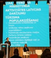 ATTA Centre 15.10.2020 tiek organizēts Pasākumu Tūrisma dienu & Latvijas Konferenču Vēstnešu forums 30