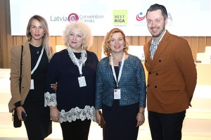ATTA Centre 15.10.2020 tiek organizēts Pasākumu Tūrisma dienu & Latvijas Konferenču Vēstnešu forums 64