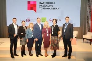 ATTA Centre 15.10.2020 tiek organizēts Pasākumu Tūrisma dienu & Latvijas Konferenču Vēstnešu forums 75