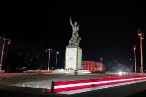 Rēzekne nosvinējusi Latvijas 102. dzimšanas dienu  Foto: Rēzeknes TIC 3